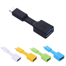 usb adapter otg  USB-C 3.1 Type C Male to USB 3.0 Cable Adapter OTG Data Sync Charger Charging For Samsung S8 Plus z70