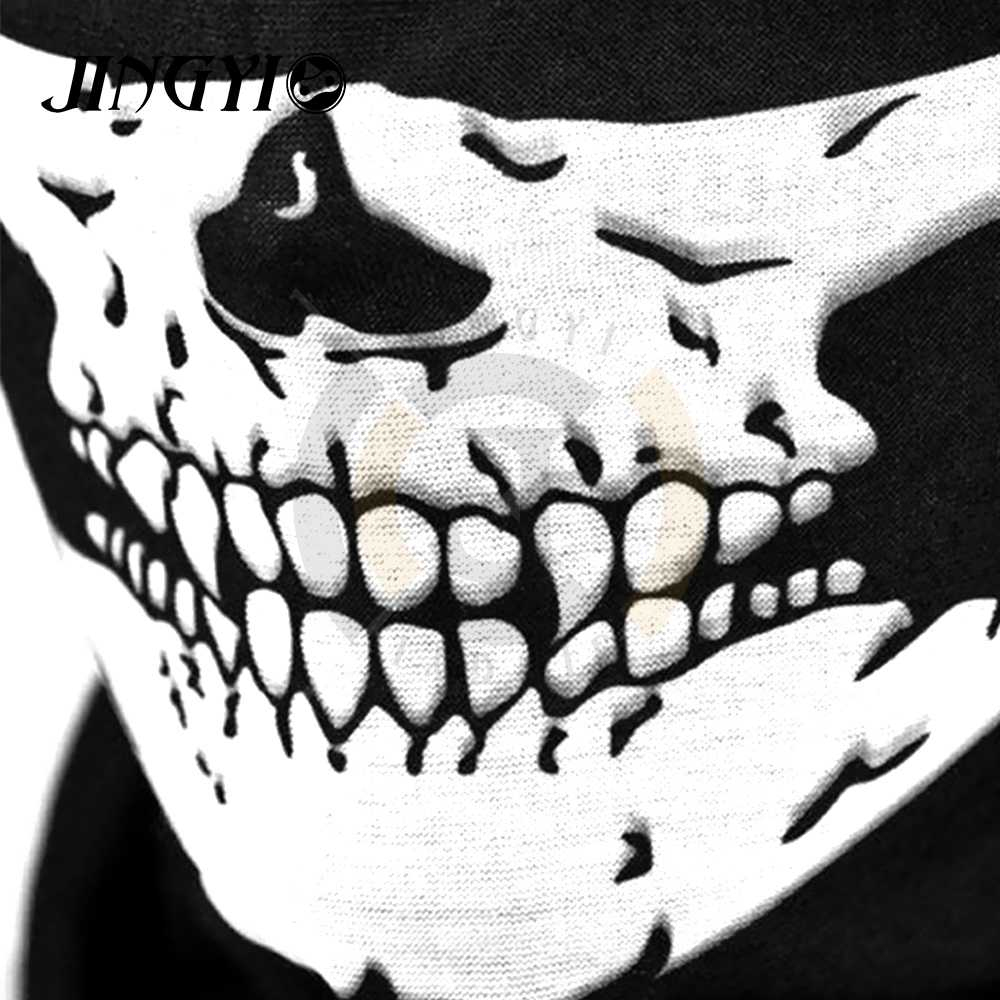 Motorcycle Skull Shield Gezicht Airsoft Masker Voor Masker Uit De Wind Maske Masker Voor Mannen Balaclava Winter Gezicht Masker Motorfiets