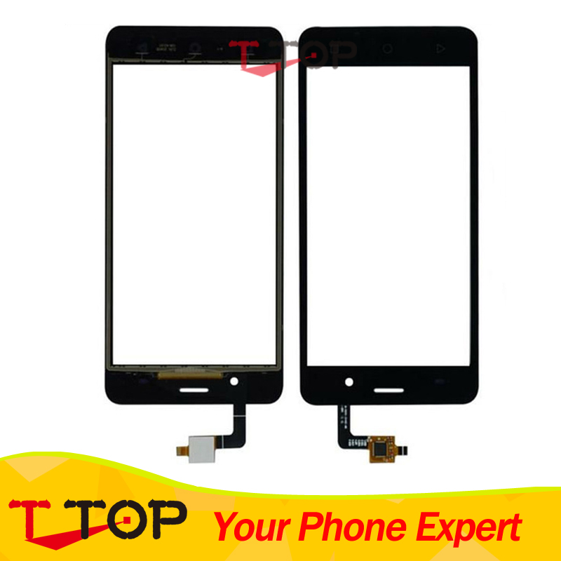 5.0 Touchscreen Digitizer For Wiko Jerry Touch Screen Panel Glass Lens 1PC/Lot