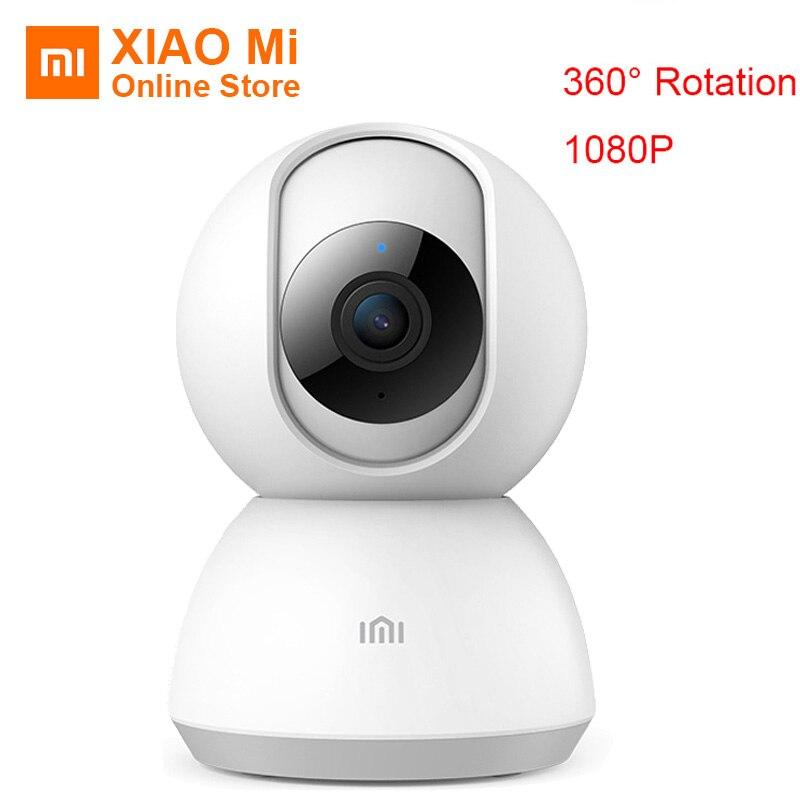 Updated Version 2019 Xiaomi Mijia Smart Camera Webcam 1080P WiFi Pan tilt Night Vision 360 Angle