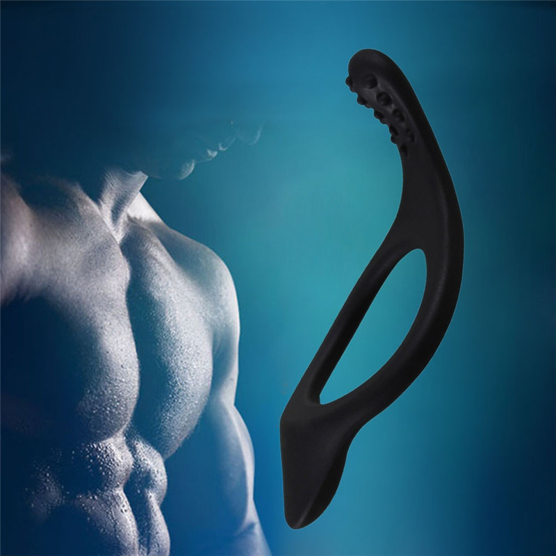 New  Massage & Relaxation Male  Silicone body  Retardant Time Rings Cock  Adult Rings Make a woman excited hot sell A# petmax миска цветной металл с полосками 940мл