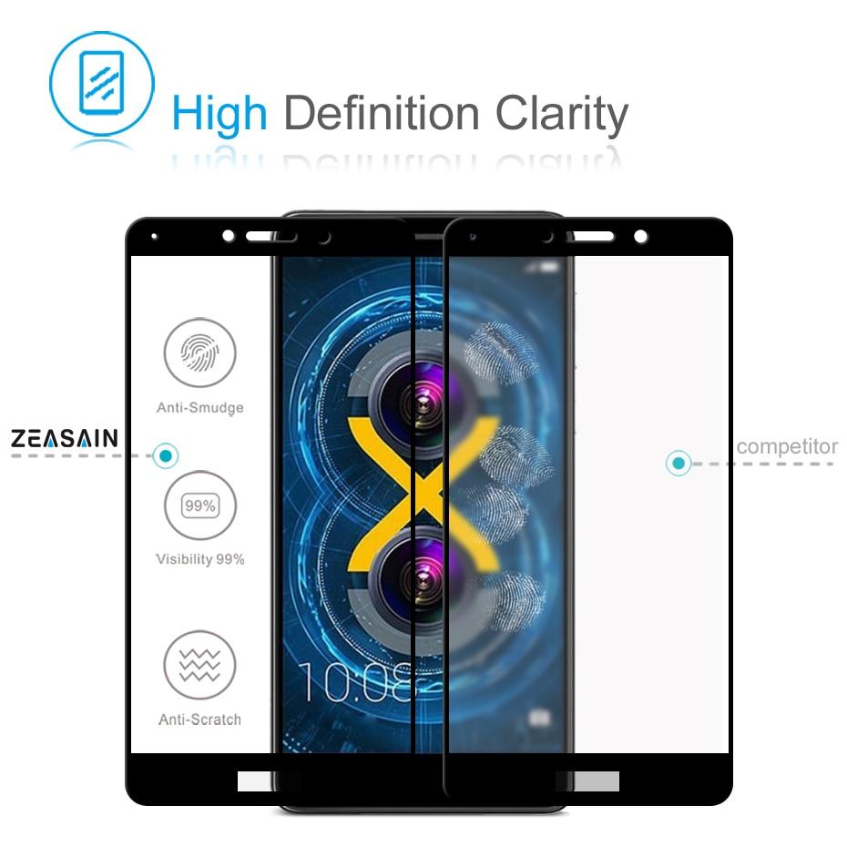 Huawei Honor 6X 6 X Honor6X Ekran Qoruyucu 5.5