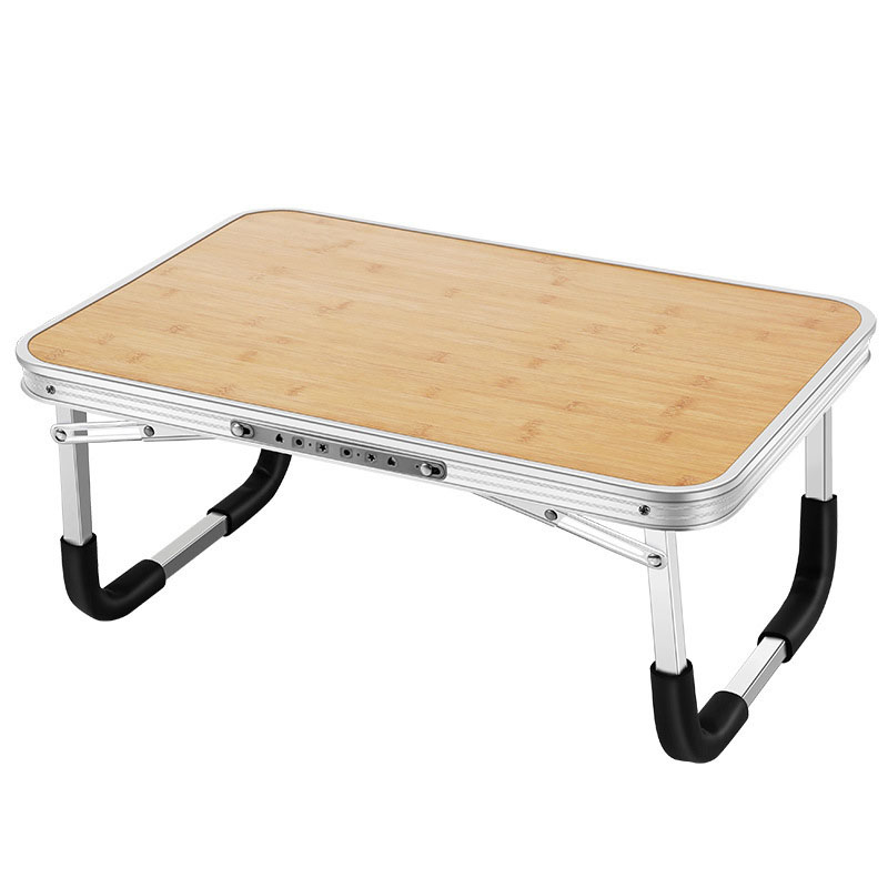 Folding Portable Laptop Desk College Dormitory Students Simple Studying Table Bed Desk Adjustable Laptop Desk On The Bed