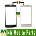 Black & White Color 1PC/ Lot For Fly IQ4504 4504 Touch Screen Digitizer Touch Replacement Digitizer