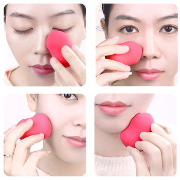 KINEPIN Makeup Sponge Miracle Beauty Cosmetic Powder Puff Make Up Foundation Blending Tools 1PC Grow Bigger in Water Gourd Shape 6