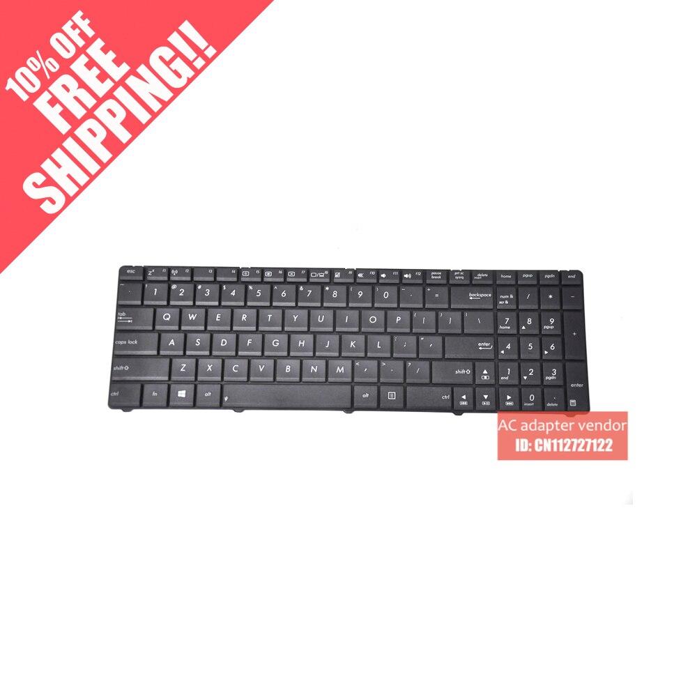 FOR ASUS N60 N60Dp N61 N61Da N61J N61Ja US version of the keyboard black