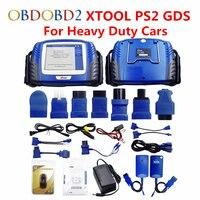2014 Professional XTool PS2 Heavy Duty Scanner OBDII Diesel Engine Truck Diagnostic 100 Original Update Online