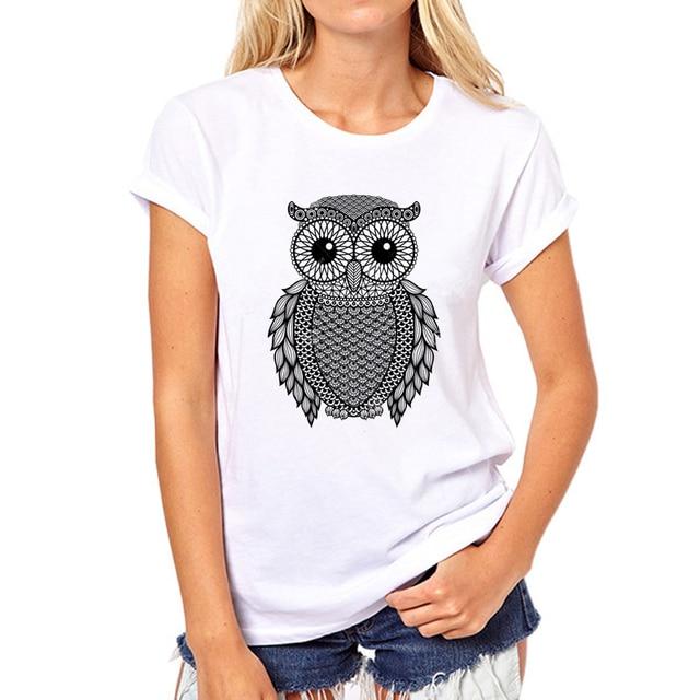 Dream Owl Animal Girls T-Shirt