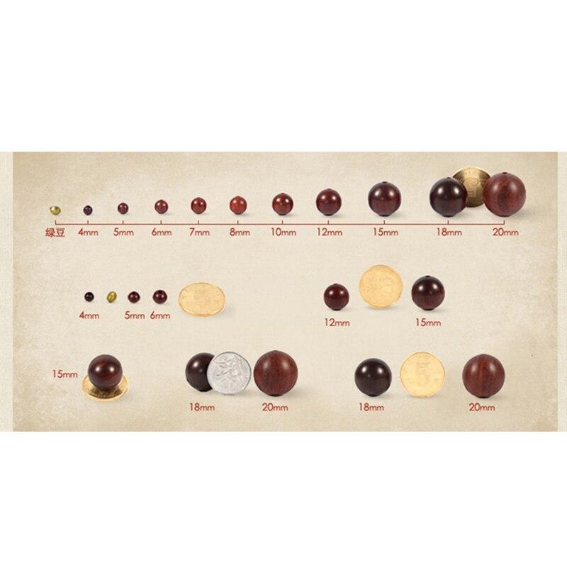 108 Bead Sandalwood Mala Beads 2