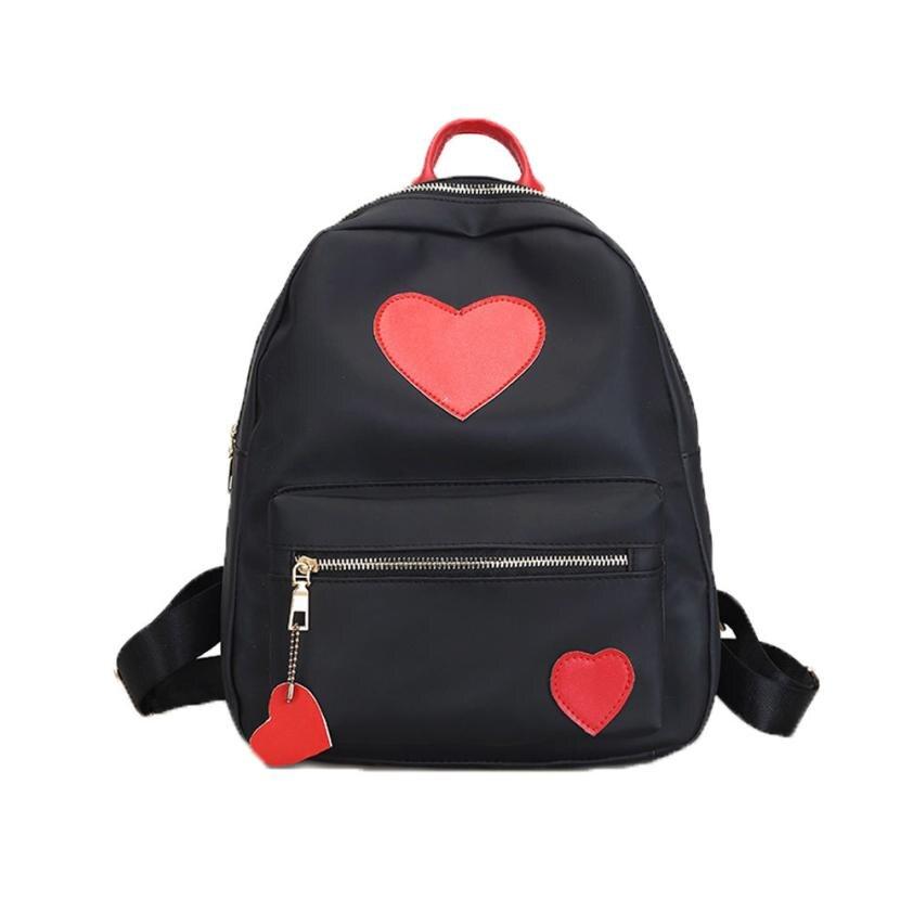 Hiinst Fashion Backpack Women Schoolbag Back Pack Leisure Travel Bags School Girls Bolsa Feminina Backpack Soft MAY11