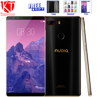 Original ZTE Nubia Z17S Z17 S Mobile Phone Snapdragon 835 6GB RAM 64GB ROM 5 73