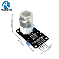 MG811 Carbon Dioxide Gas CO2 Sensor Diy Kit Electronic PCB Board Module Detector Analog Dual Signal Output TTL Level Signal