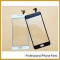 """10 pçs/lote, 5.0 """"do painel de toque para meizu m3s m3 mini/meilan 3 s tela de vidro sensor digitador da tela de toque, preto/cor branca"""