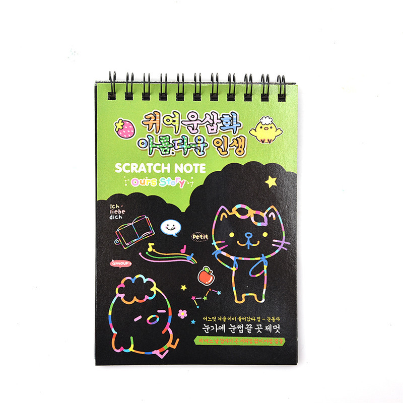 Hot-4-Colors-Innovative-Early-Education-Child-Scratch-Painting-Drawing-Book-Board-Juguetes-For-Children-Education-Drawing-Toys-4