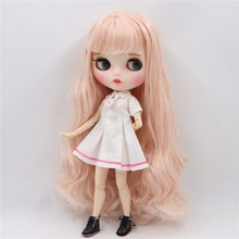 Factory Neo Blythe Dolls Colorful Hair Jointed Body 30cm