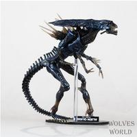 High Quality Sci Fi Horror Movie Aliens Series No.018 Alien Queen Action Figure Toys 32cm Free Shipping