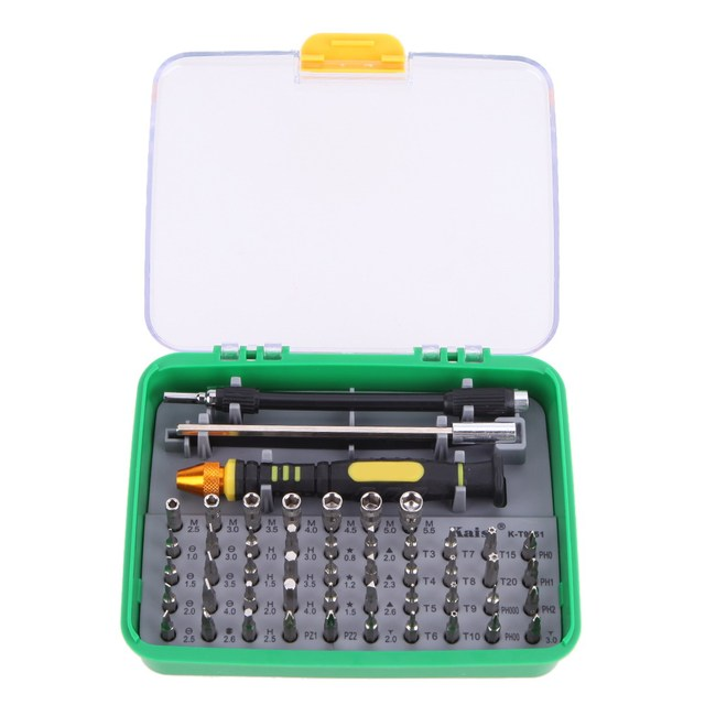 51 pçs/set Multi Tool Set Ferramentas Manuais Ferramentas Manuais Combinação Alicates Chaves de Fenda Kit Ferramenta de Reparo chave de Fendas De Precisão Soquetes