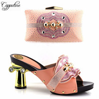 Capputine Latest Italian Woman Shoes And Bags To Match Shoes With Bag Set Bag And Shoes Set Italy Nigerian Shoes And Purse Set
