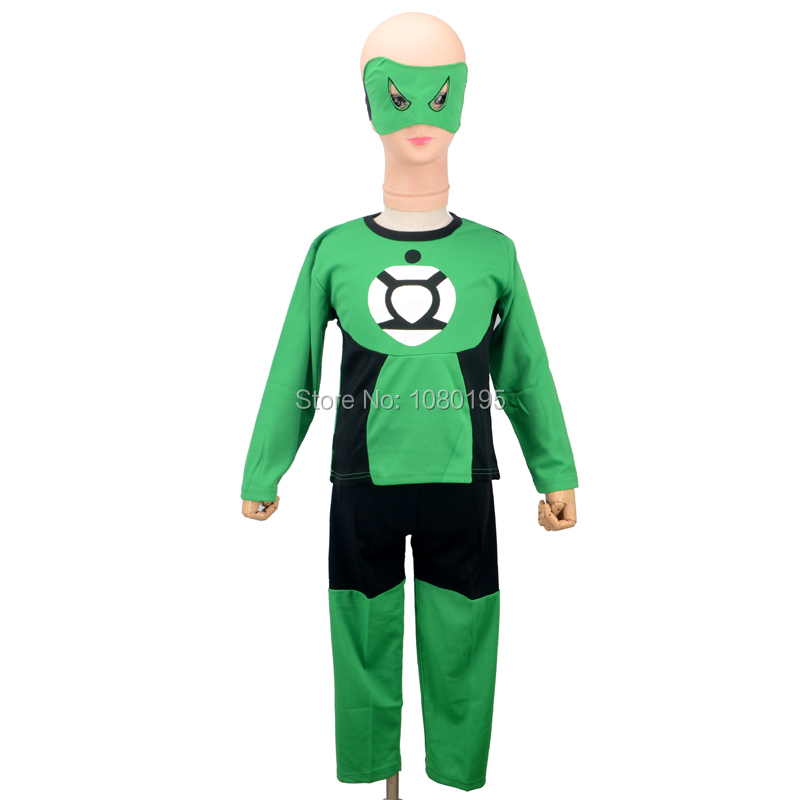 High Quality Wholesale green lantern costume from China green ...
