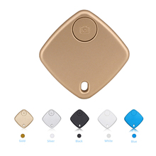 2019 New Anti-Lost Theft Device Alarm Bluetooth Remote GPS Tracker Child Pet Bag Wallet Key Finder Phone Box Search Finder