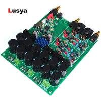CSR64215 Bluetooth 4,2 APTX I2S вспомогательный доска для ES9018 ES9028 ES9038 ЦАП усилителя DIY DC4 6V T0244