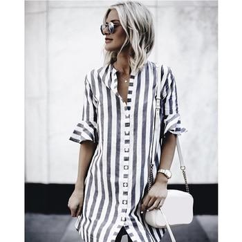 Vestido mitad blanco mitad negro