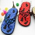 2017 Ocasionales de Los Hombres Sandalias de Verano Hombres Zapatillas Zapatos de Plataforma de Goma Flip Flop Sandalias de Playa Para Hombres Lesiure sandalias mujer