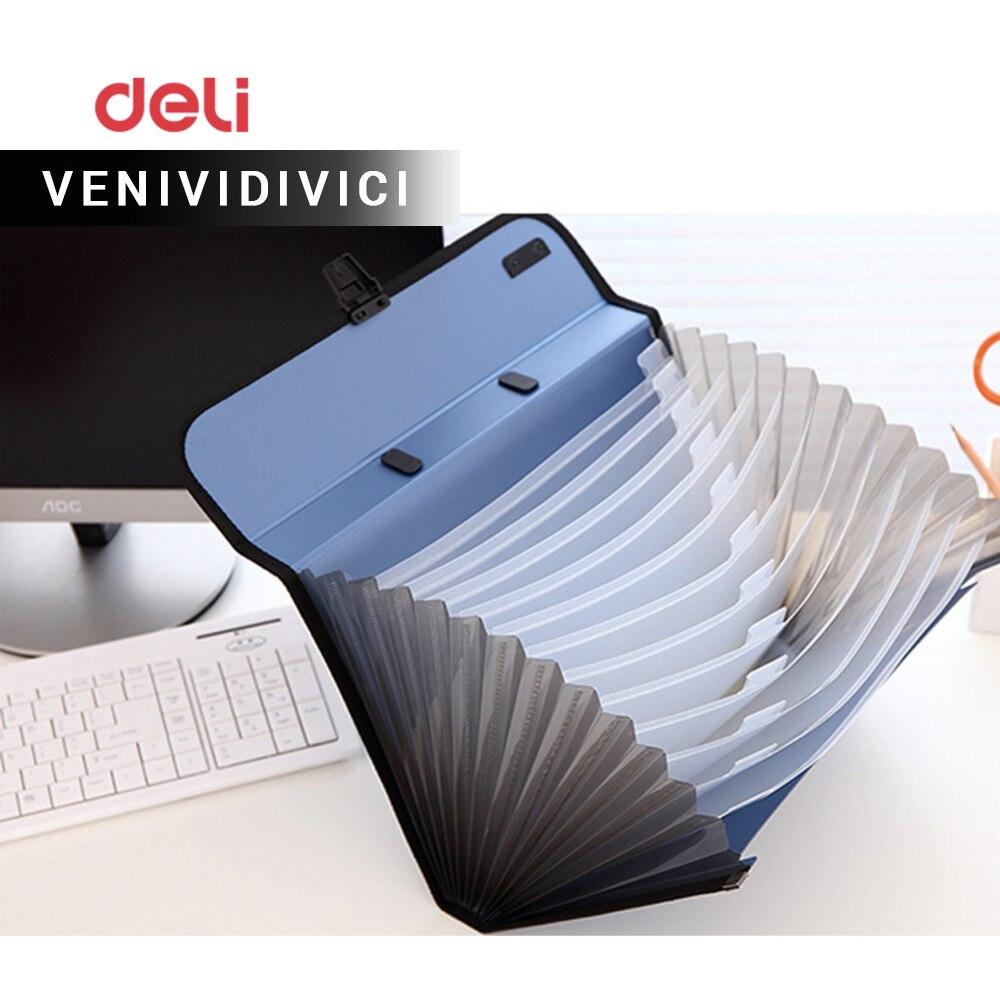 On Sale stationery File Folder A4 12 packet durable Wallet Manage Organizer Paper Holder Document Expanding WJ-SMTG219 admin manage