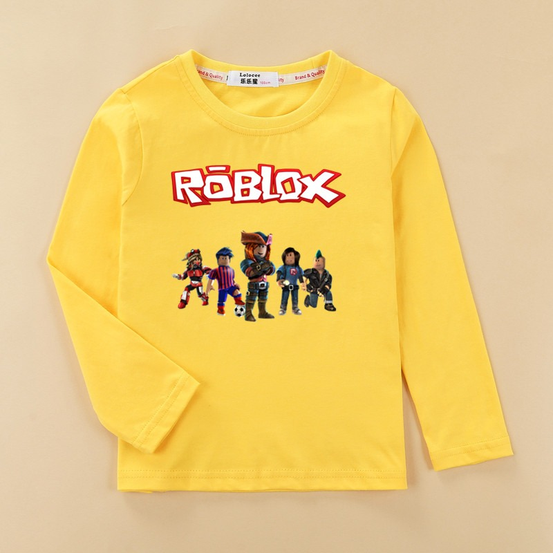Kids Roblox Cartoon Boys Girls Christmas T Shirt Tshirt Xmas Game 7 To Enjoy High Reputation In The International Market Clothes, Shoes & Accessories