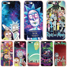 Rick i morty etui na iphone 7Plus na iphone X XS Max etui na iphone 6S 6 7 8 Plus miękkie etui tpu na iphone XR 11 Pro Max tanie tanio Sam Armor Anti-knock Aneks Skrzynki coque funda fundas capa luxury accessories Mobile phone cases Apple iphone ów Iphone 5