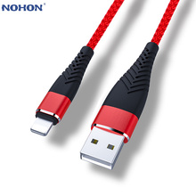20CM 1M 2M 3M Data USB Charger Charging Fast Cable for iPhone 6 S 6S 7 8 Plus X 10 XR XS MAX 5 5S SE Origin short long wire cord tanie tanio Z Nohon Błyskawica IPhony Apple Odwracalne 100 nowe mody Black Blue red white Cable For iPhone 5 5S SE Cable For iPhone 6 6S 6Plus 6SPlus