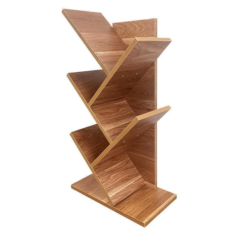 Personalized bookshelf modern desk floor simple cabinet combination of economic creative children's desktop small racks economic empowerment of women