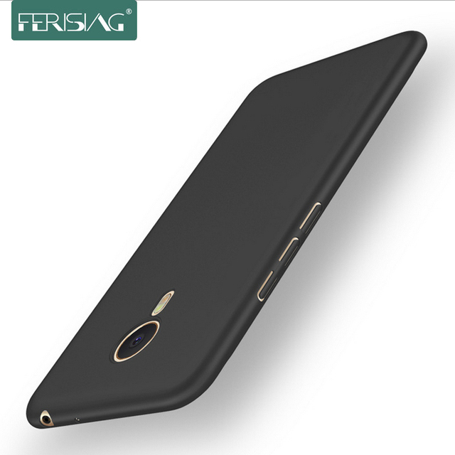 Ferising For Meizu Pro 5 Case 360 Full Ultra-thin Luxury Silm Scrub Hard Back Cover For Meizu Pro5 Phone Bags Cases Fitted Case