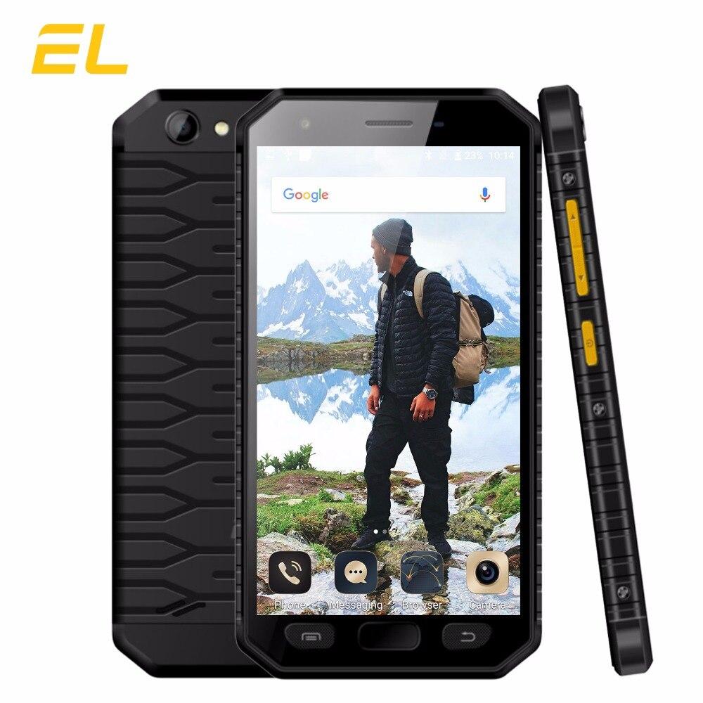 Original EL S30 4G font b Smartphone b font Waterproof 4 7 Quad Core 2GB RAM