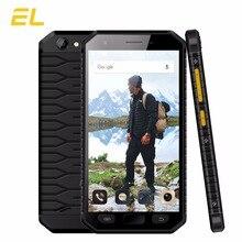 Original EL S30 4G Smartphone Waterproof 4.7″ Quad Core 2GB RAM 16GB ROM Phones Dual Sim Fingerprint Unlocked Mobile Phone Lte