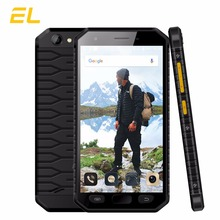 Original EL S30 4G Smartphone Waterproof 4.7″ Quad Core 2GB RAM 16GB ROM Phones Dual Sim Fingerprint Unlocked Mobile Phone Lte