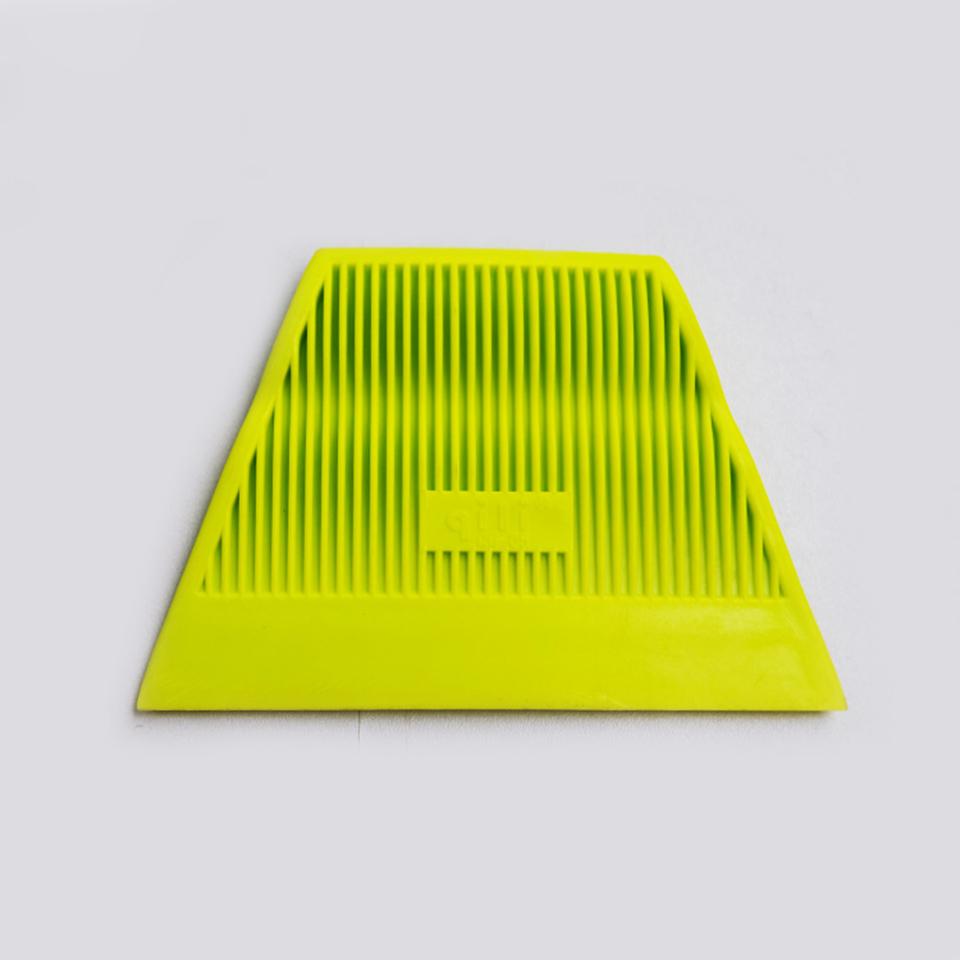 Image 5 - Good Quality Vinyl Wrap Tool Yellow Power Stroke Squeegee Soft Scraper For Auto Tinting QG 05 Whole Sale-in Car Stickers from Automobiles & Motorcycles