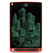 8,5 дюйма Портативный Smart ЖК-дисплей дощечку электронный блокнот Рисование графика планшет с Стилус доска для рисования для детей