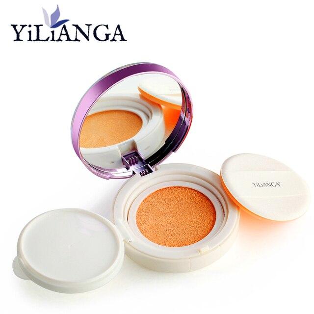 Yilianga long lasting air cushion cc cream foundation whitening cream concealer 22ml*2