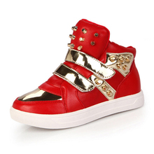 Male girls shoes fashionable casual sport shoes