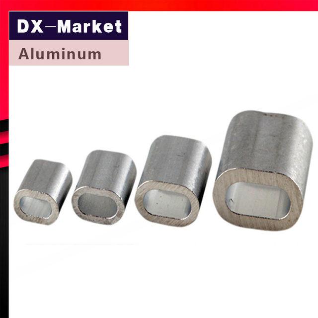 1,5mm, 500 stücke, China billig aluminium clamp für drahtseil ...