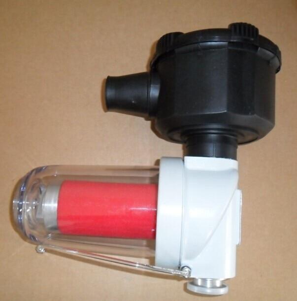 Oerlikon LEYBOLD original 88813003 Vacuum pump oil mist separator exhaust filter for D30C vaccum pump made in china vacuum pump oil mist separator exhaust filter 0532140154