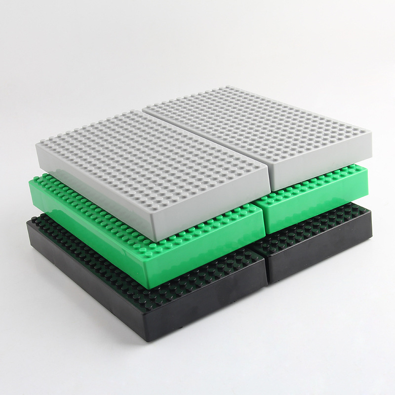 Building Blocks Storage Box Multifunction box Building Bricks Base plate Compatible With Legoe Toys For Children Gift