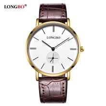 LONGBO Brand Fashion Lover Watches Classic Men Women