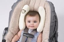 Baby Car Travel Headrest Pillow