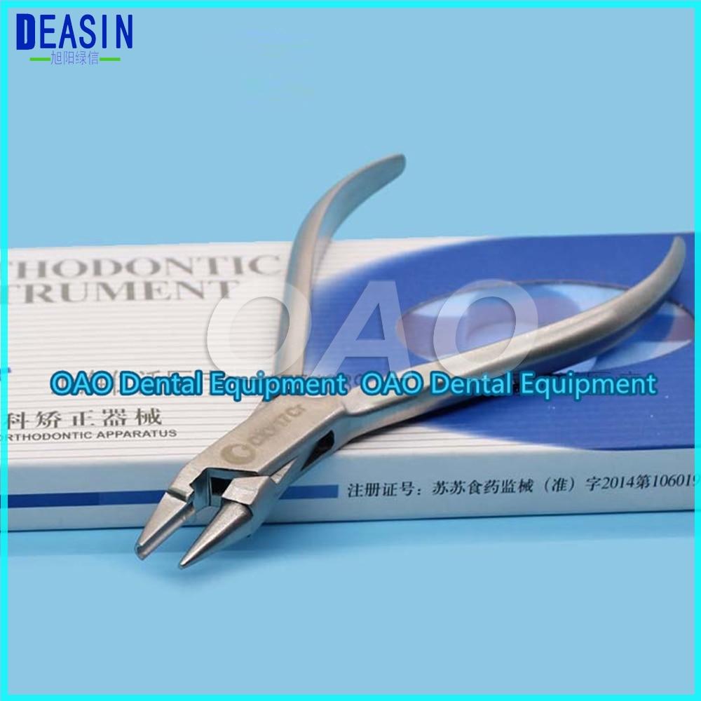 Dental Laboratory Material Dental Orthodontic Wire Step Forming Plier Instrument Plier Tool Loop Bending Forming все цены
