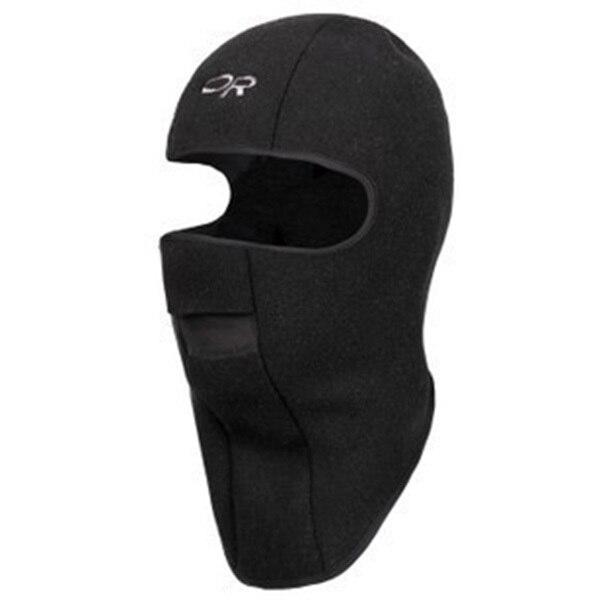 Hot Motorcycle Thermal Fleece Balaclava Neck Skullies Beanies Hats Winter Full Face Mask Cap Cover skullies