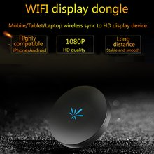 G6 Portable Mini Wi-Fi Display Dongle HD 1080P High Compatible with Mobile Phone/Tablet/Computer Plug and Play