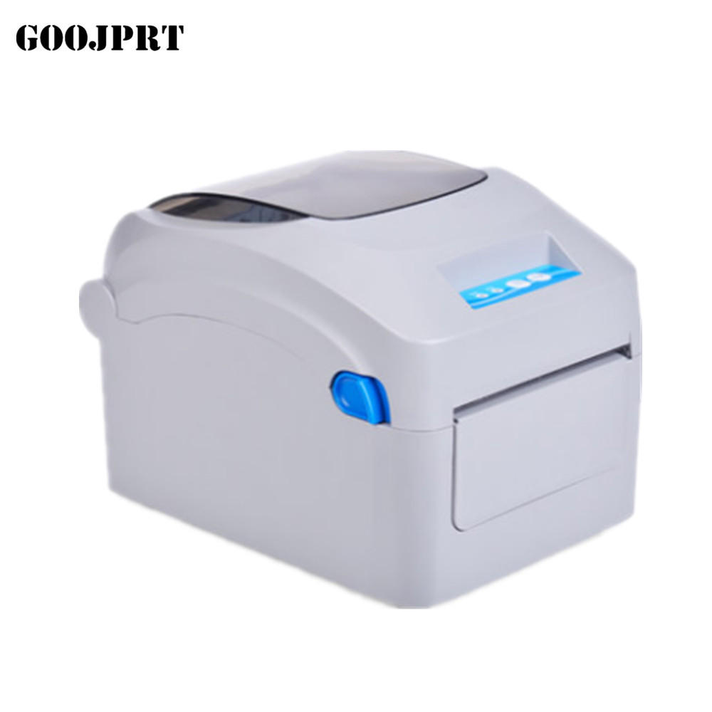 High quality JP Thermal label printer Shipping address printer E-waybill printer for Express logistics supermarket 2017 new arrived usb port thermal label printer thermal shipping address printer pos printer can print paper 40 120mm