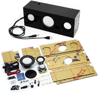 diy electronic kit set Speaker making kit 2.1 channel active audio bass Computer speaker DIY kit